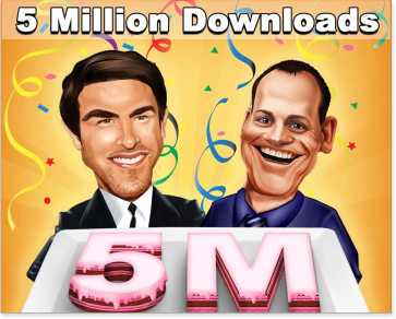 Flowmotion Entertainment Inc. Celebrates 5 Millions Downloads of its Cooking Games!